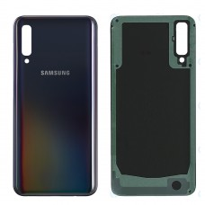 Samsung Galaxy A70 Back door cover Replacement Back battery door panel housing Original color and Shape with Adhesive sticker for A70 A705F A705DS