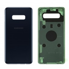 Samsung Galaxy S10e Back Glass Replacement Back battery door panel housing Original color and Shape with Adhesive sticker for S10e G970W SM-G970W
