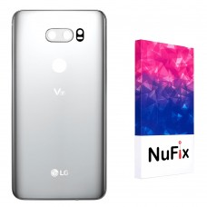 LG V30 ThinQ Back Glass Replacement with Camera lens