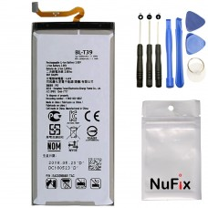 NuFix Battery Replacement for LG G7 ThinQ G710AWM G710 3000mAh BL-T39 Battery replacement Tools