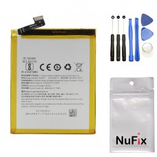 NuFix Battery Replacement for OnePlus 5 & 5T Five 3300mah BLP637 battery replacement A5010 A5000
