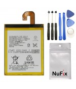 Battery Replacement for Sony Xperia Z3 LIS1558ERPC 3100mAh original battery replacement D6603 D6643 D6633 D665