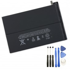 NuFix Battery Replacement for iPad Mini 2 / 3 A1489 A1490 A1491 A1599 A1600 6471mah with tools