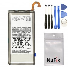 NuFix Battery Replacement for Samsung A8 2018 SM-A530W EB-BA530ABA 3000mAh NFC A530W battery replacement