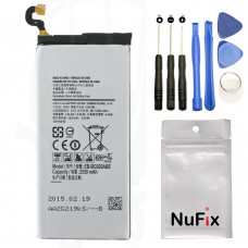 Samsung Galaxy S6 EB-BG920ABE EB-BG920ABA 2550mAh NFC G920W8 battery replacement