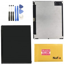 NuFix LCD Replacement for Apple iPad 2 display screen lcd assembly with Tools A1395 A1396 A1397