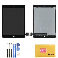 NuFix LCD Replacement for Apple iPad Pro 9.7 display screen lcd assembly with Tools A1673 A1674 A1675