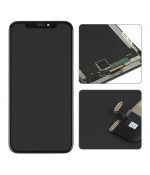 NuFix OLED Screen Replacement for Apple iPhone X Screen Glass LCD Display Touch Digitizer assembly with Frame and Tools A1865 A1901 A1902 Black