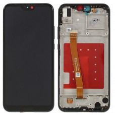 Huawei P20 Lite Screen Glass LCD Display Touch Digitizer assembly replacement