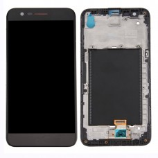 LG K10 Screen Glass LCD Display Touch Digitizer assembly replacement