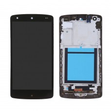 LG Nexus 5 Screen Glass LCD Display Touch Digitizer assembly replacement