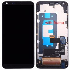 LG Q6 Screen Glass LCD Display Touch Digitizer assembly replacement