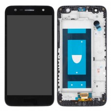 NuFix LCD Replacement for LG X Power 2 Screen Glass LCD Display Touch Digitizer assembly with Frame and Tools LG X Power 2