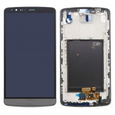 LG G3 Screen Glass LCD Display Touch Digitizer assembly replacement