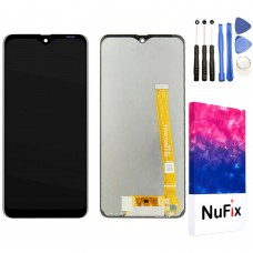 NuFix LCD Replacement for Samsung Galaxy A10e SM-A102W SM-A102U SM-A102 Screen Glass LCD Display Touch Digitizer assembly with Adhesive and Tools