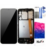 NuFix LCD Replacement for Samsung Galaxy A10e SM-A102W SM-A102U SM-A102 Screen Glass LCD Display Touch Digitizer assembly with Frame Adhesive and Tools