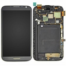 Samsung Galaxy Note 2 SGH-i317M SGH-i317 SGH-T889 SGH-T889V Screen Glass LCD Display Touch Digitizer replacement