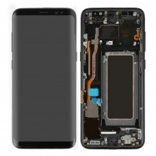 Samsung Galaxy S8 SM-G950W SM-G950UZ SM-G950N SM-G950F SM-G9308 Screen Glass LCD Display Touch Digitizer assembly replacement