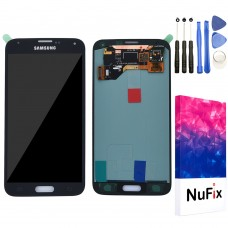 Samsung Galaxy S5 SM-G900W8 SM-G900A SM-G900F SM-G900T Screen Glass LCD Display Touch Digitizer assembly replacement