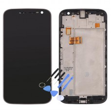 Motorola Moto G4 Screen Glass LCD Display Touch Digitizer replacement