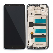 Motorola Moto G6 Plus Screen Glass LCD Display Touch Digitizer replacement