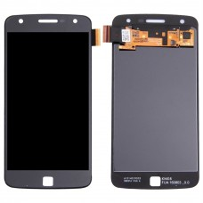 Motorola Moto Z Play Screen Glass LCD Display Touch Digitizer assembly replacement
