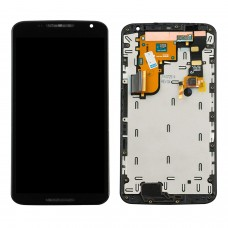 Motorola Nexus 6 Screen Glass LCD Display Touch Digitizer assembly replacement