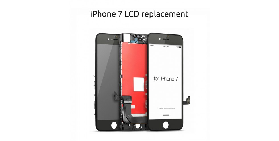 iPhone 7 LCd replacement
